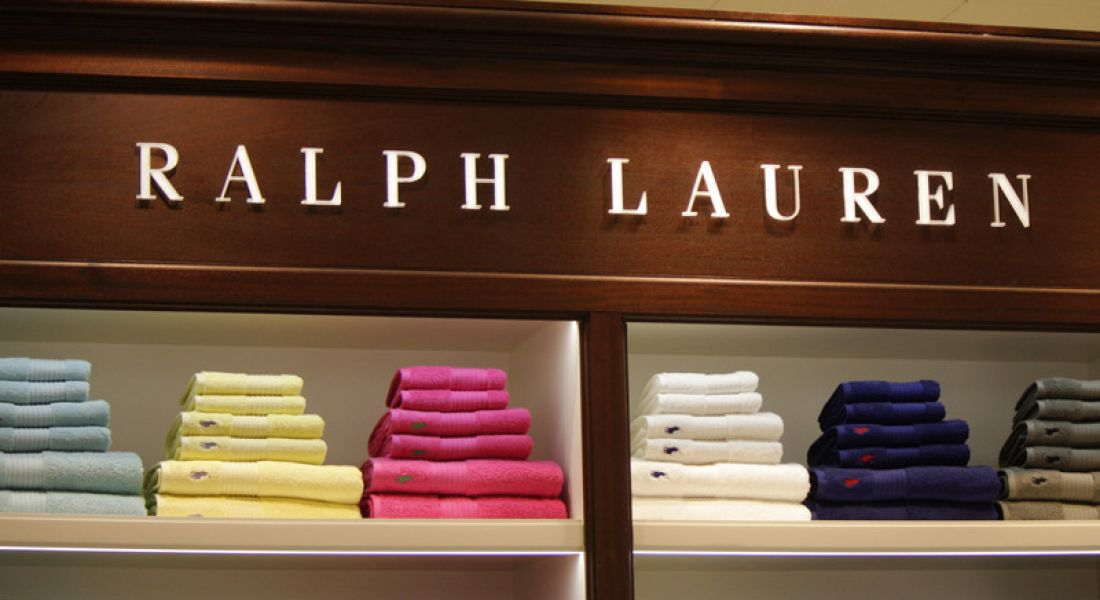 Ralph Lauren opens e-commerce hub in Dublin with 8 jobs