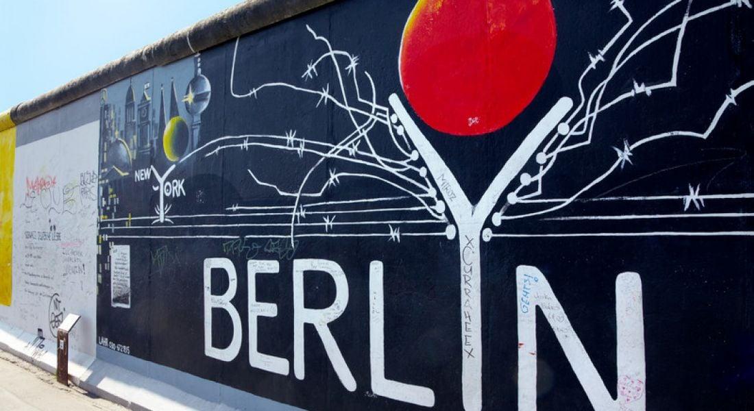 Berlin Wall start-ups