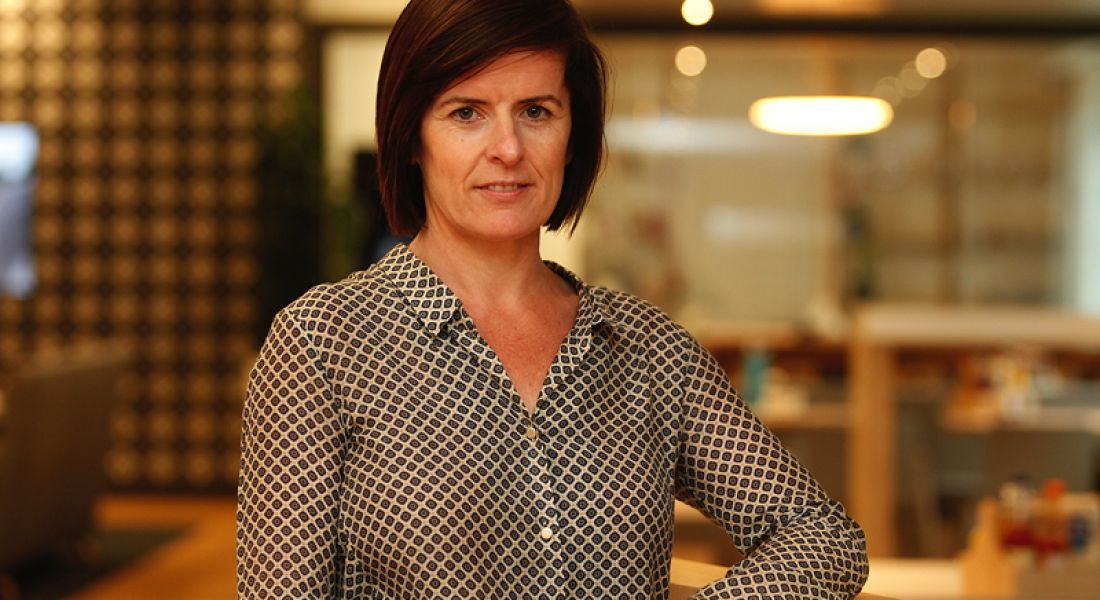 Workplaces are changing, says Dropbox's Adrienne Gormley