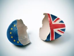 Brexit: shocked man
