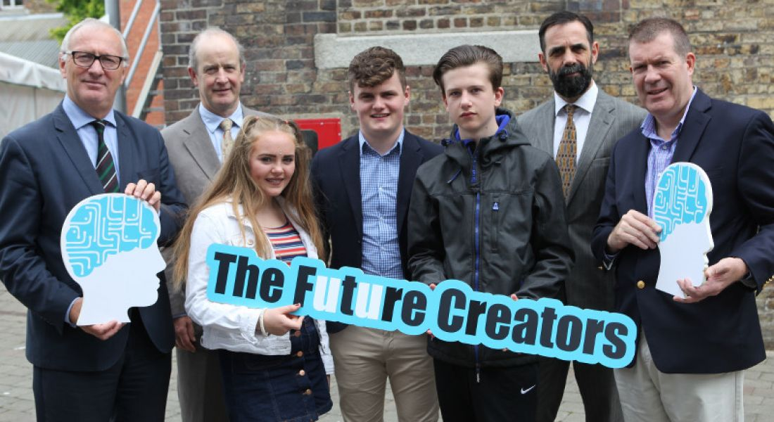 Young digital entrepreneurs celebrated at Future Creators ceremony