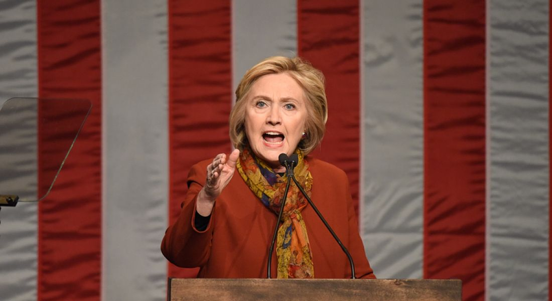 Hillary Clinton tech plan prioritises STEM education and women-led start-ups