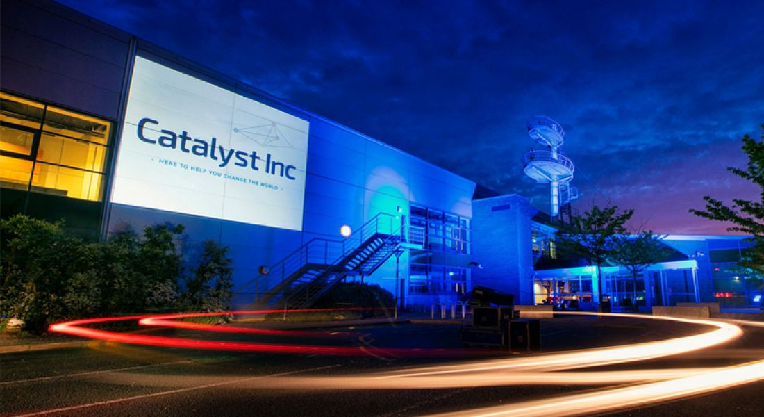 Northern Ireland's £100m bid for 5,000 tech jobs with Catalyst