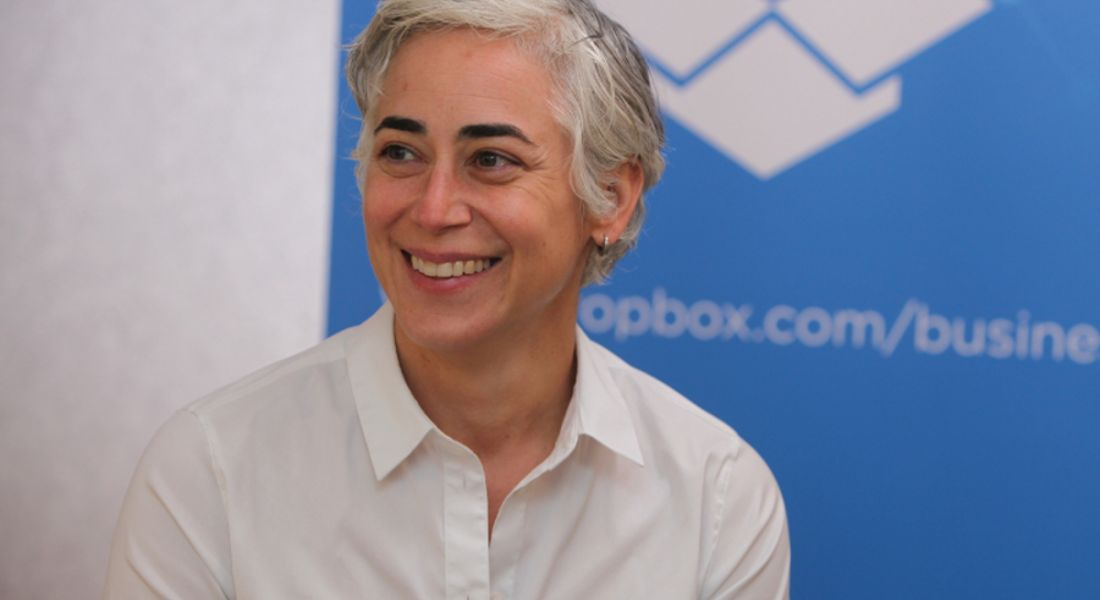 Talent: Arden Hoffman, VP and global head of people at Dropbox