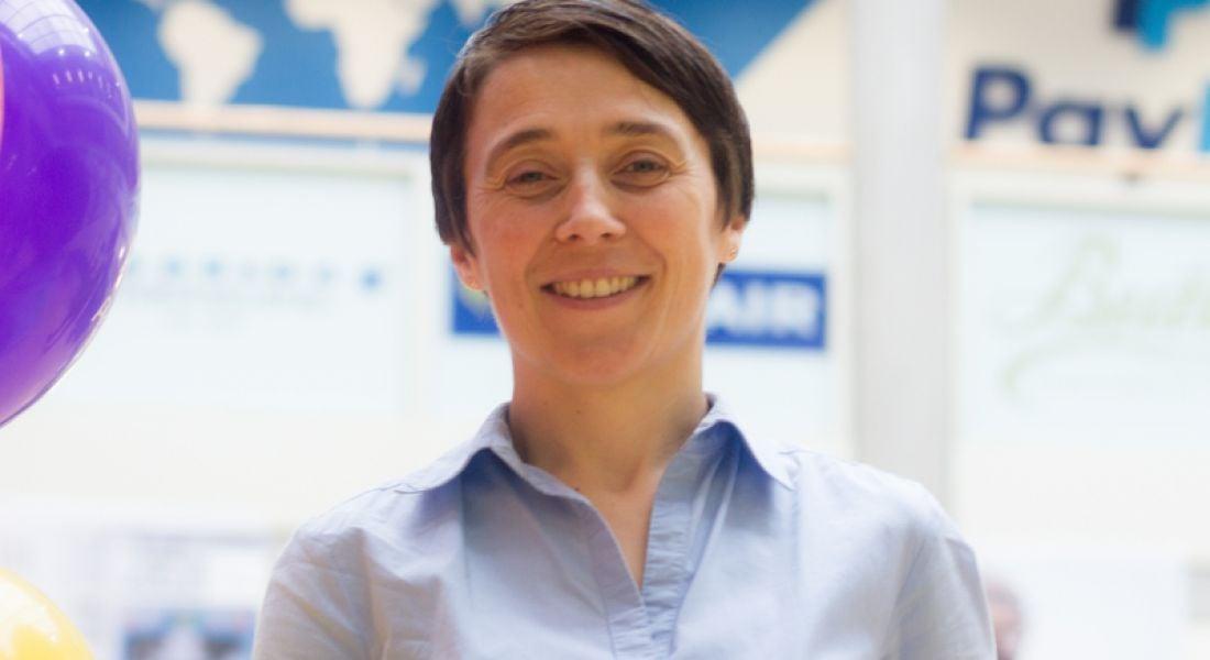 Paola, leader for EMEA senior customer service group, PayPal