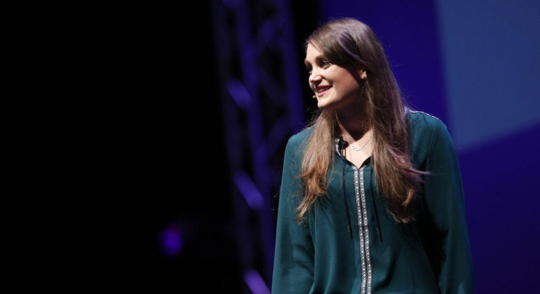 Ghostbusters: Lisa Helen, Irish Research Council PhD scholar