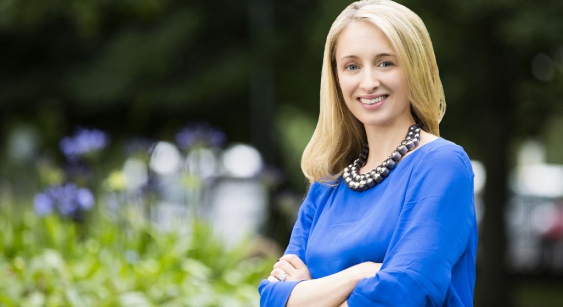 Ghostbusters: Ruth Freeman, director of strategy and communications at Science Foundation Ireland