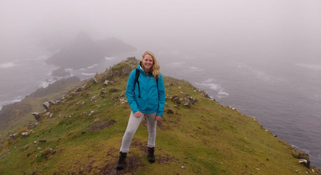 STEM: Geologist and researcher Roisin Kyne