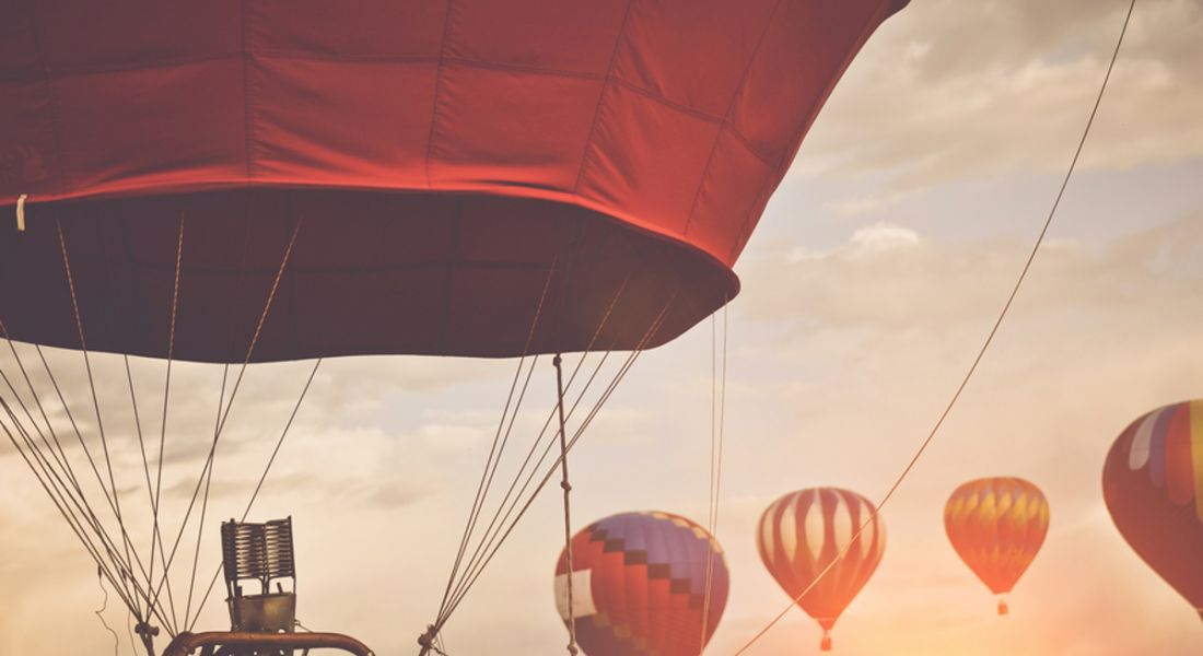 Jobs on the rise: hot air balloons