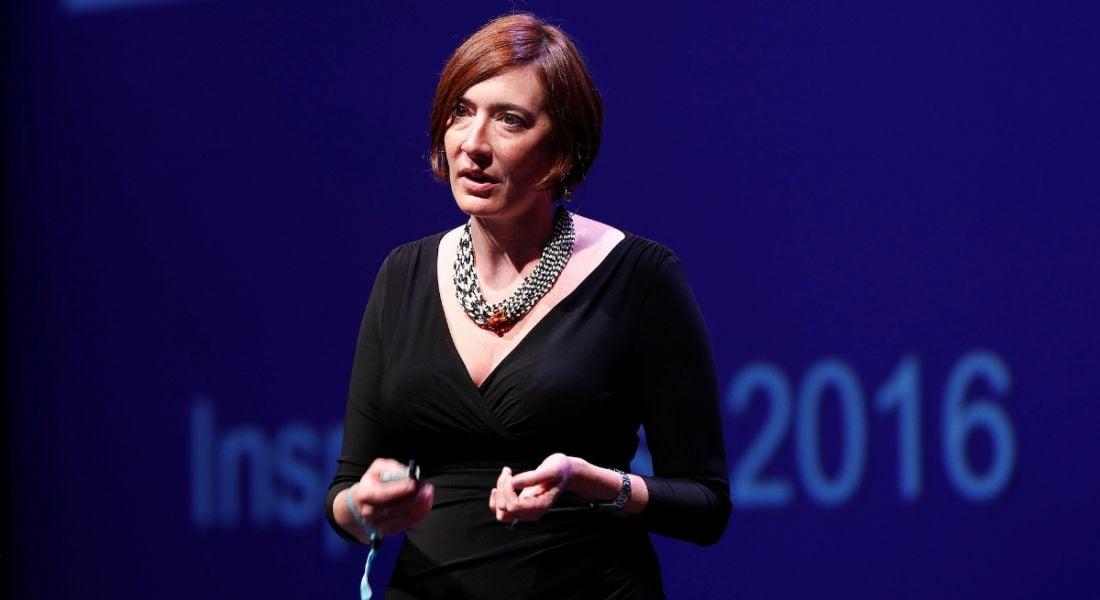 Monica Parker, founder of Hatch Analytics.