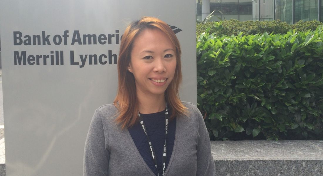 Joyce Tan, Bank of America Merrill Lynch