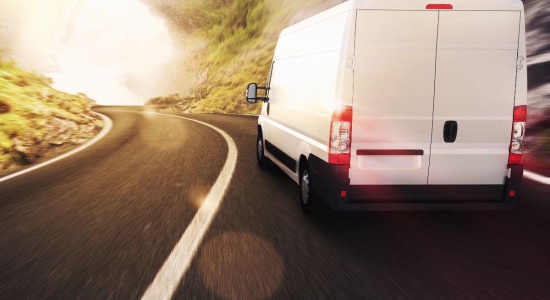 RouteMatch: van in transit