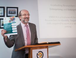 Engineering talent in Ireland must be recognised, built on and fostered, IRC chair says (video)