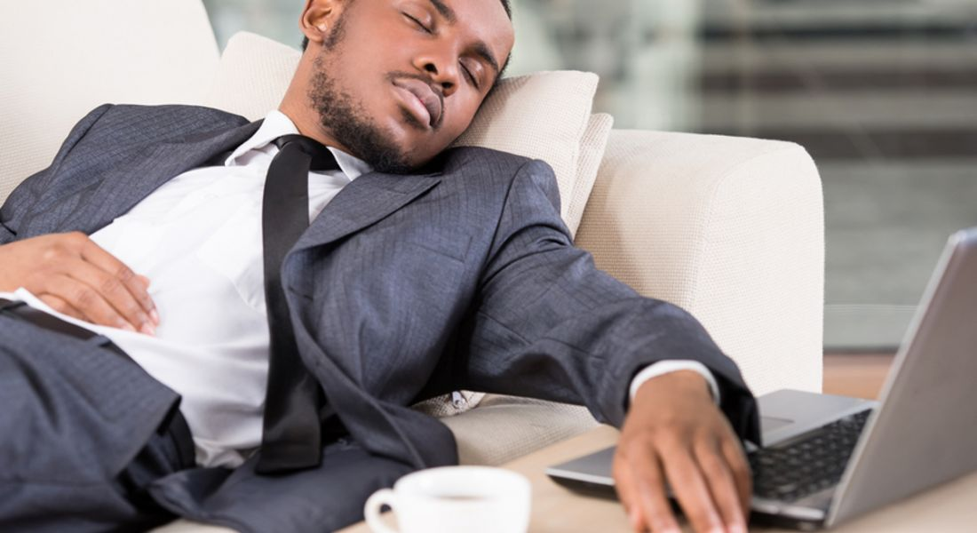 Graduate dreaming of perfect role