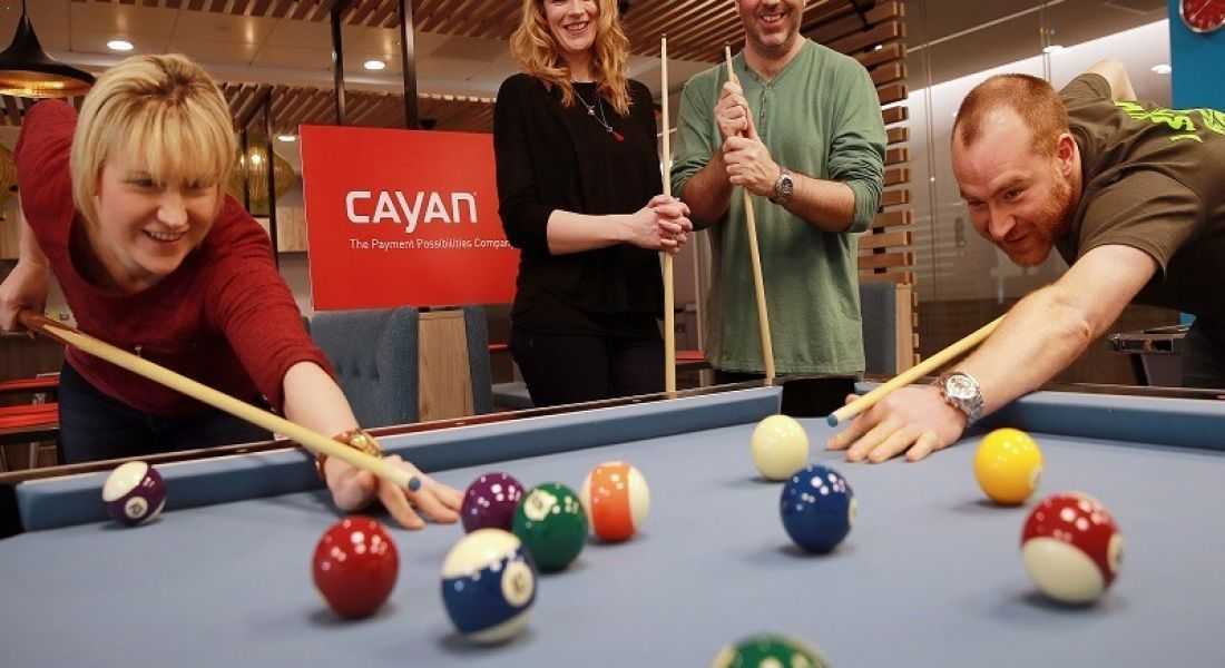 Cayan announces 50 jobs for Belfast with new sci-fi HQ