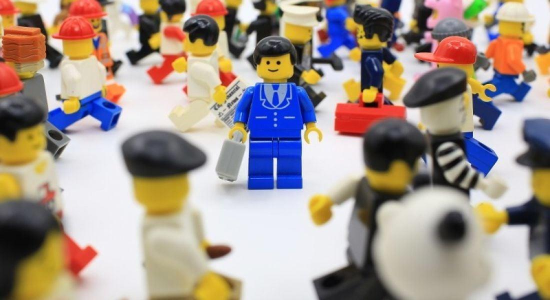 Lego St Patrick's College DCU