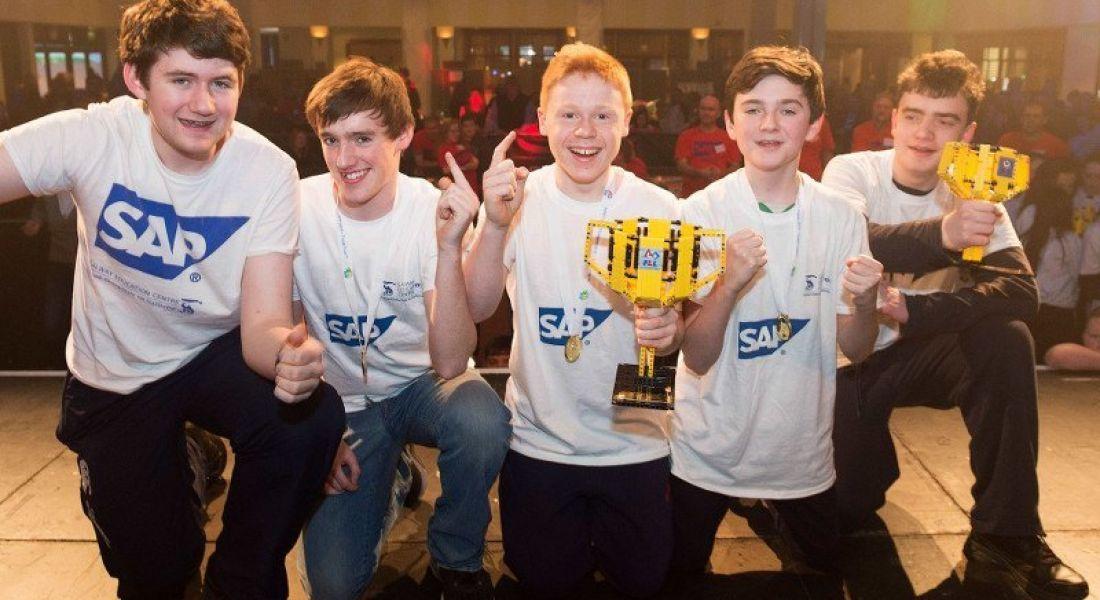 Moycullen's Termin8tors wins 10th Lego robotics challenge