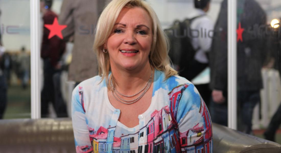Louise Phelan, VP of global operations, EMEA, PayPal