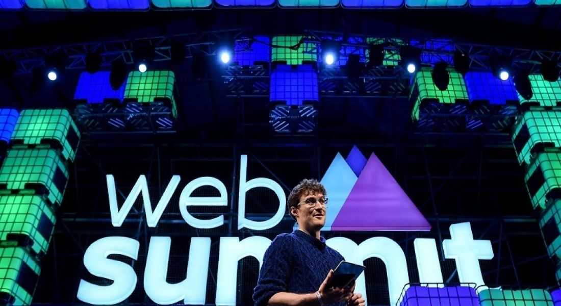 Web Summit Paddy Cosgrave