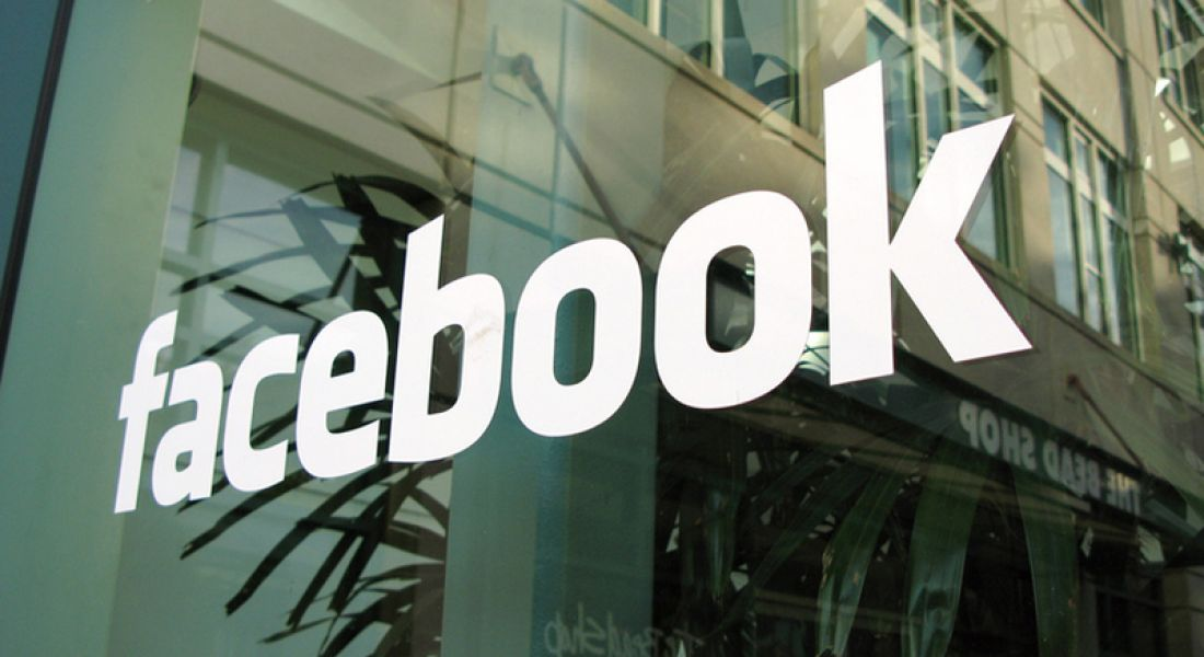 Jobs: Facebook signage
