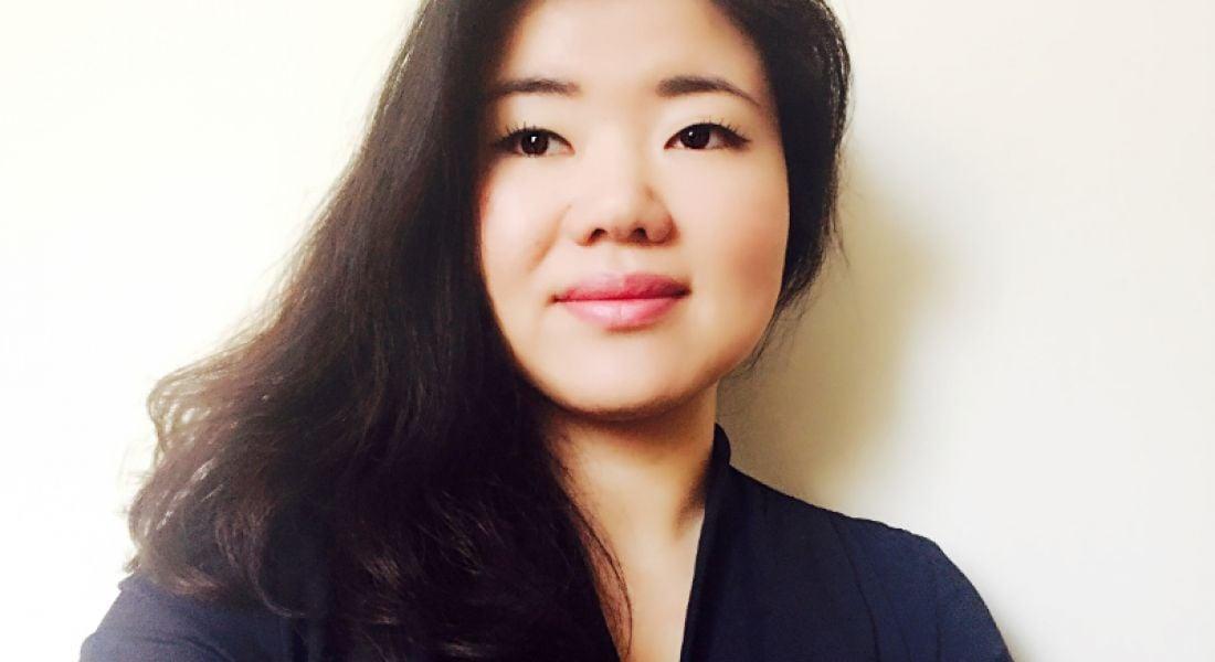 U-blox engineer Sylvia Lu