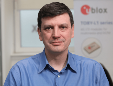 U-blox: 'We're looking for design engineers at all levels'