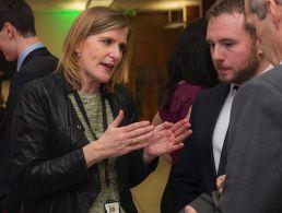 Lorraine Kelly, senior HR manager, PwC