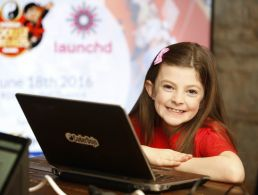 Oxford's Tyriah youngest founder of a CoderDojo at just 11 years old