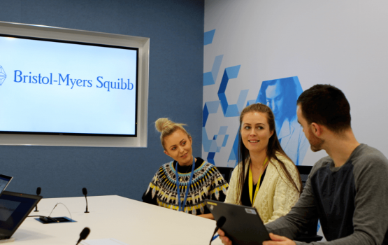 Life at Bristol-Myers Squibb