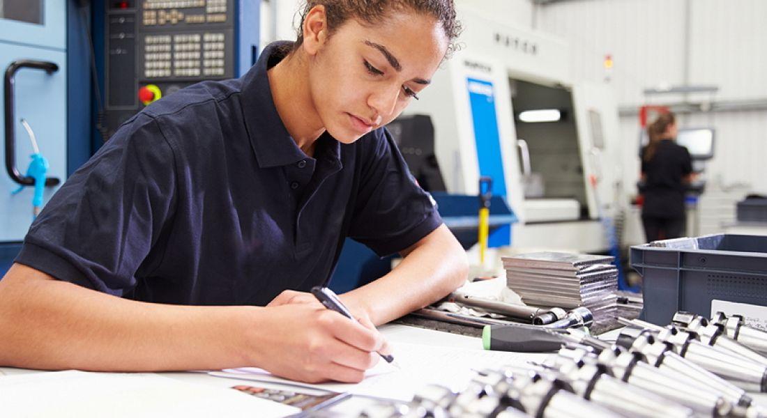Gender gap in engineering