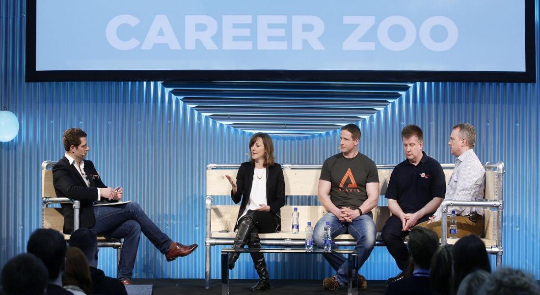 Career Zoo stage February 2016