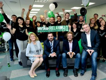 Software firm has the Wrike stuff to create 30 new jobs