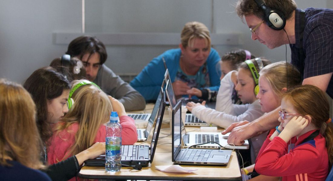 Coder Girl Hack Day: Grassroots meets multinational for event