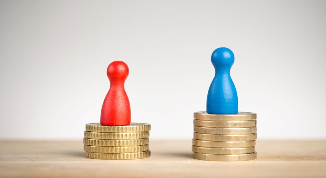 Age and gender pay gap