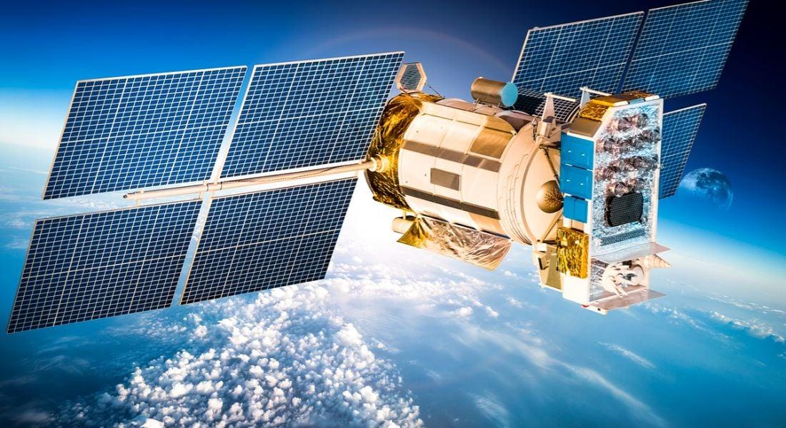 Belfast Thales satellite