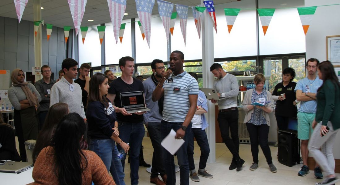 Irish Techfugees chapter launched at DCU hackathon