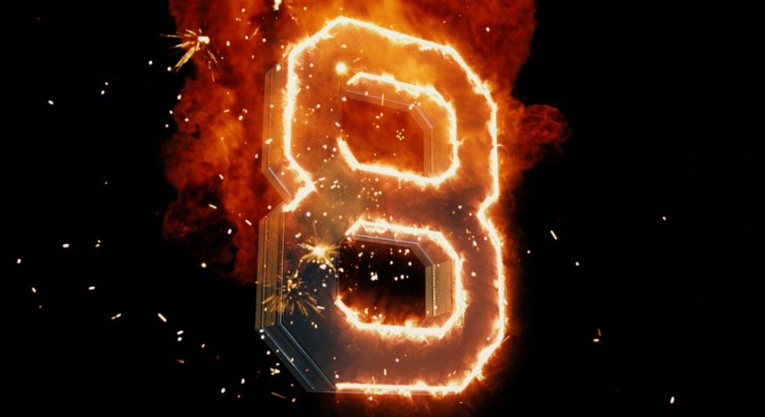 Telecoms: fiery eight