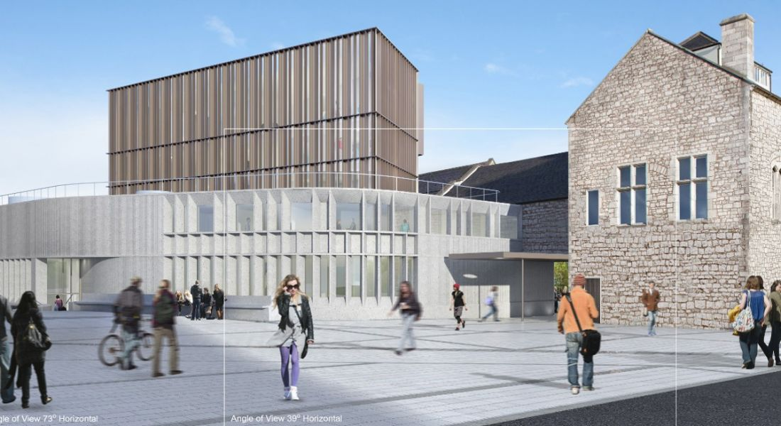 Massive €241m UCC development plan to create 500 construction jobs