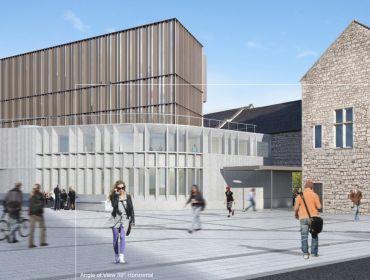 Massive €241m UCC development plan to create 500 construction jobs