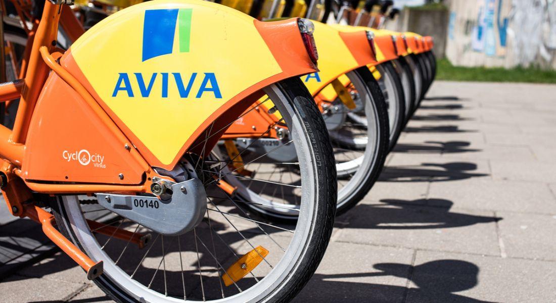 Aviva bike Galway
