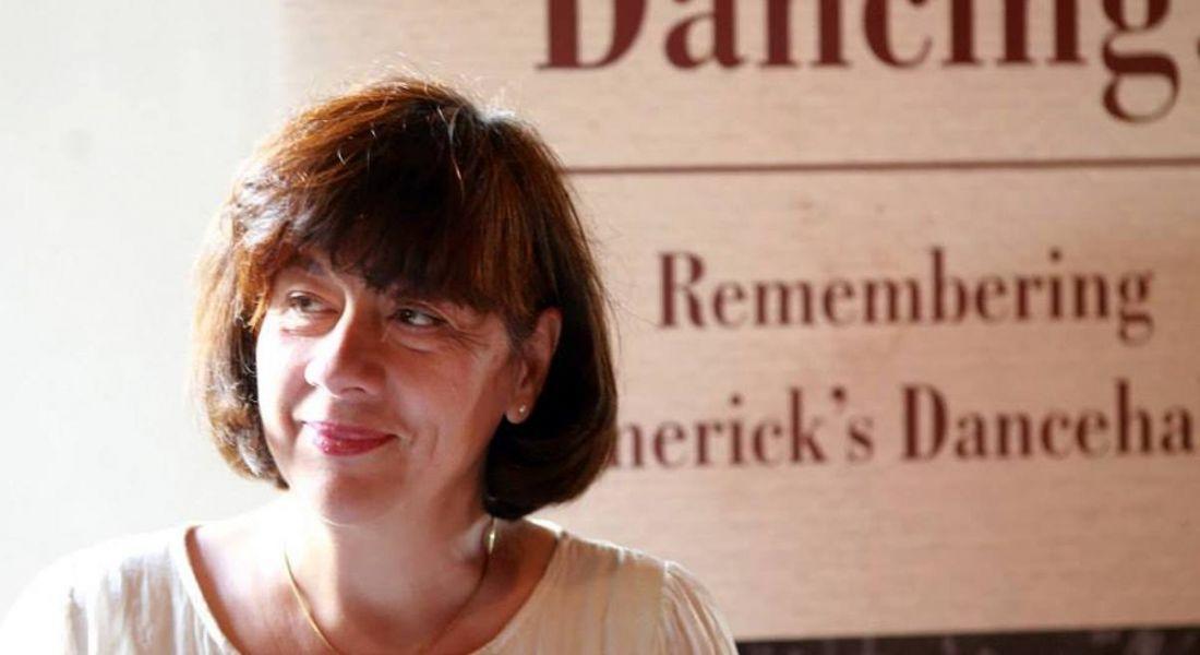 Gabriela Avram, lecturer, University of Limerick