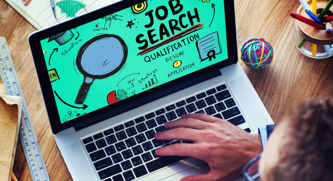 Job search. Image: Rawpixel.com/Shutterstock Storyful