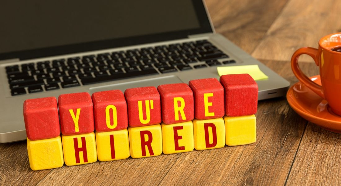 You're hired interview tips