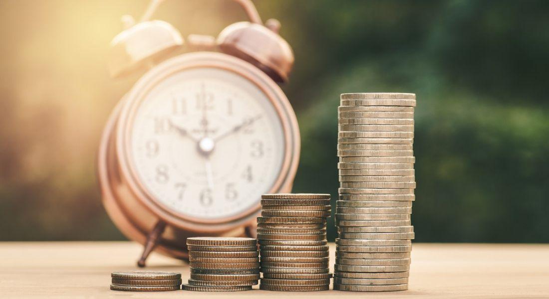 overpaid money clock