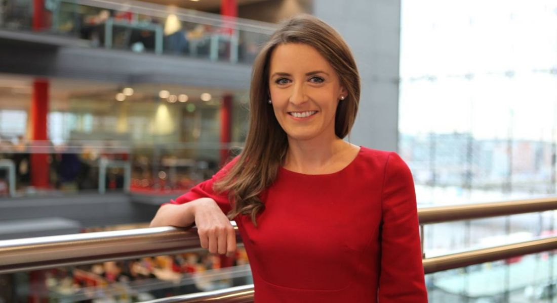Aisling Tumelty, PwC