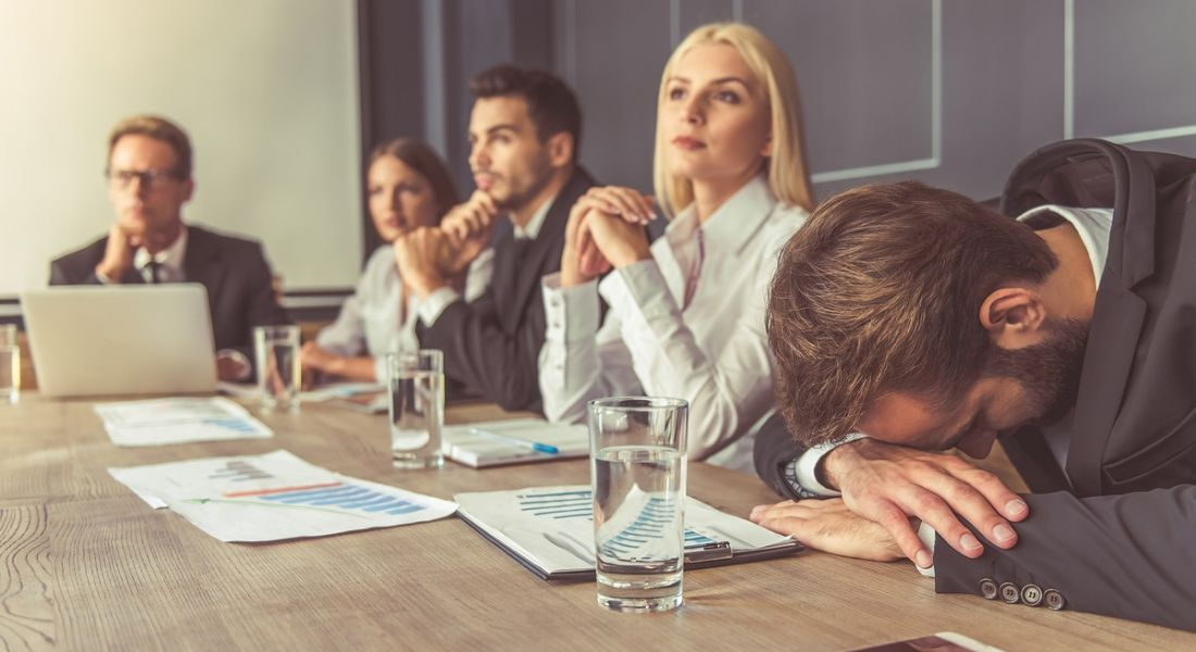 How to survive a million meetings without going crazy