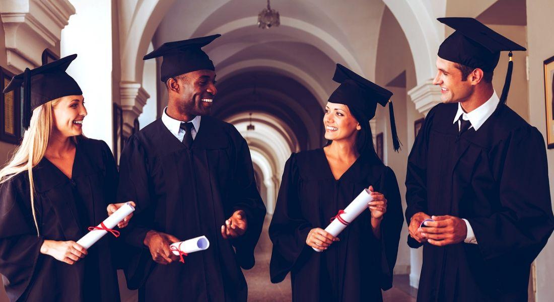 Graduates earn more money