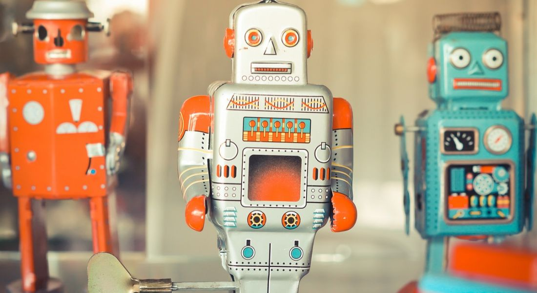 7 jobs robots will steal from us in the future
