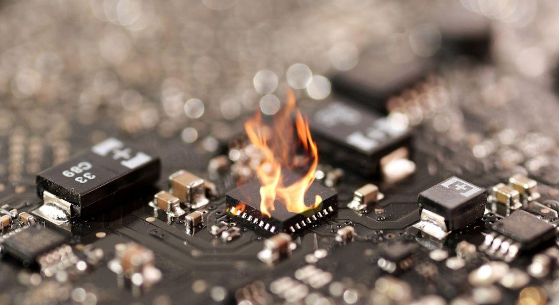 Hottest tech jobs: chip fire