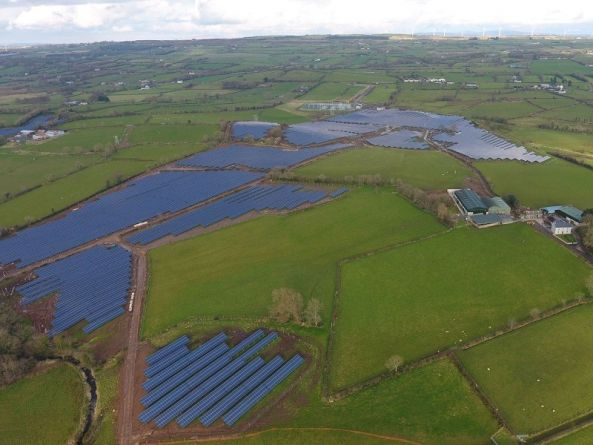 SSE Airtricity signs 15-year deal for Ireland's largest solar farm